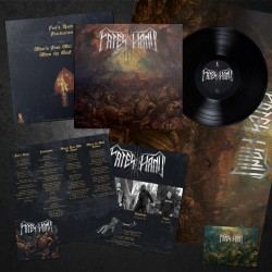 FATE'S HAND - Fate's Hand Black Vinyl LP