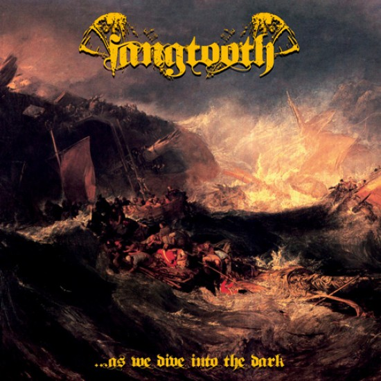 FANGTOOTH – As We Dive Into The Dark CD