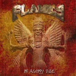 FLAMES - In Agony Rise CD