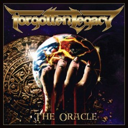 FORGOTTEN LEGACY - The Oracle CD