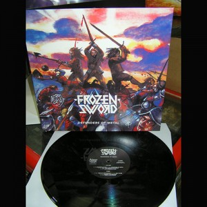 FROZEN SWORD - Defenders Of Metal