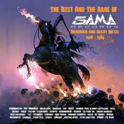 VA - The Best & The Rare Of GAMA Records CD
