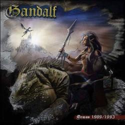 GANDALF - Demos 1989/1993 CD