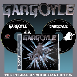 GARGOYLE - The Deluxe Major Metal Edition