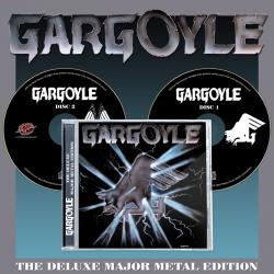 GARGOYLE - The Deluxe Major Metal Edition CD