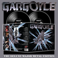 GARGOYLE - The Deluxe Major Metal Edition Vinyl