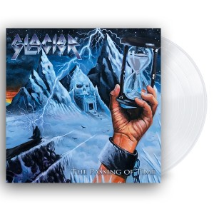 GLACIER - The Passing Of Time (Clear Vinyl)