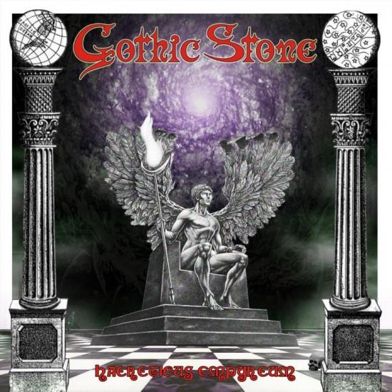 GOTHIC STONE - Haereticus Empyreum CD