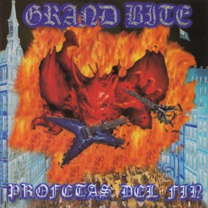 GRAND BITE - Profetas Del Fin