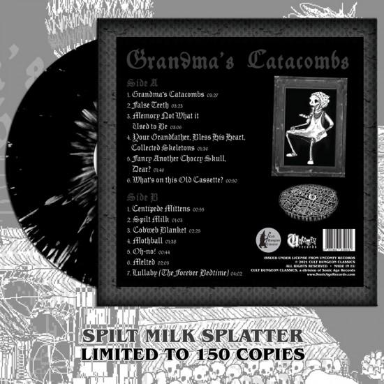 GRANDMA'S CATACOMBS - Grandma's Catacombs Vinyl LP