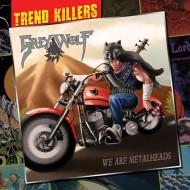 GREY WOLF - We Are Metalheads CD