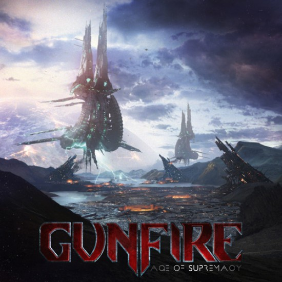 GUNFIRE - Age Of Supremacy (Special Edition) DigiCD