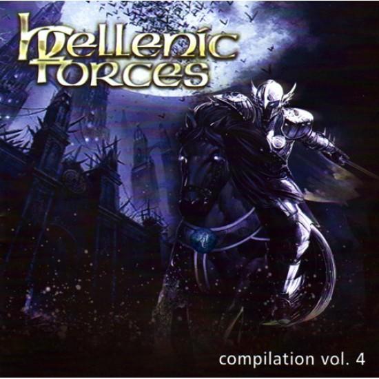 HELLENIC FORCES - Compilation Vol. 4 CD