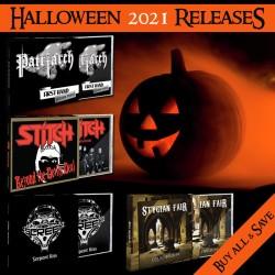 HALLOWEEN 2021 4-CD SPECIAL BUNDLE (Pre-Order)