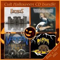 HALLOWEEN 4-CD SPECIAL BUNDLE (Pre-Order)