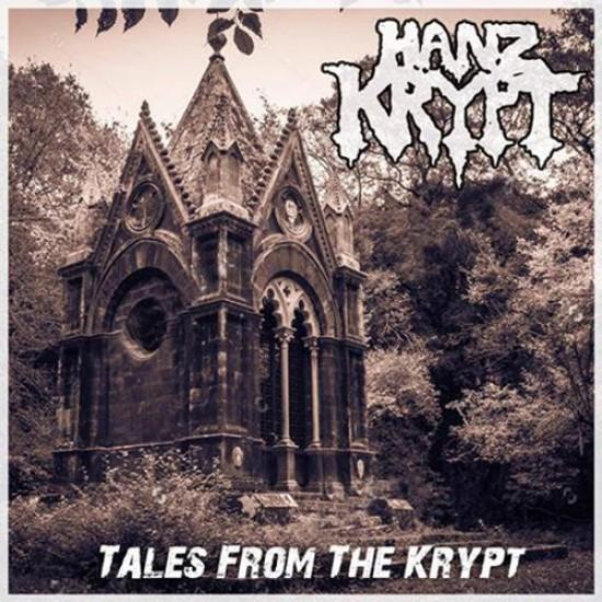 HANZ KRYPT - Tales From The Krypt CD