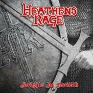 HEATHEN'S RAGE - Knights At Switlik CD
