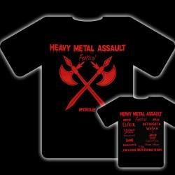 HEAVY METAL ASSAULT - Festival 2002 T-Shirt