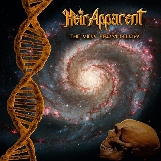HEIR APPARENT - The View From Below CD
