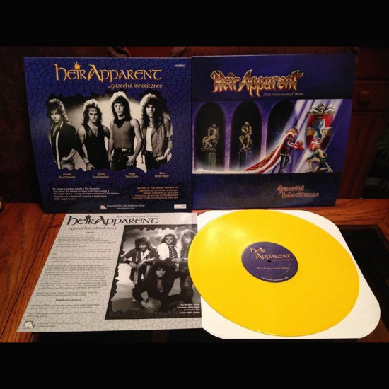 HEIR APPARENT - Graceful Inheritance Vinyl LP