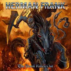 HERMAN FRANK - The Devil Rides Out CD