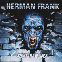 HERMAN FRANK - Right In The Guts CD