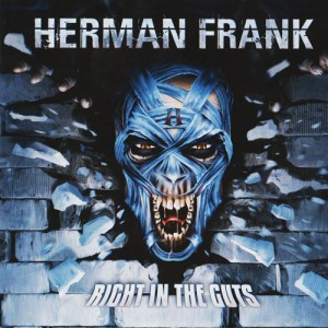 HERMAN FRANK - Right In The Guts