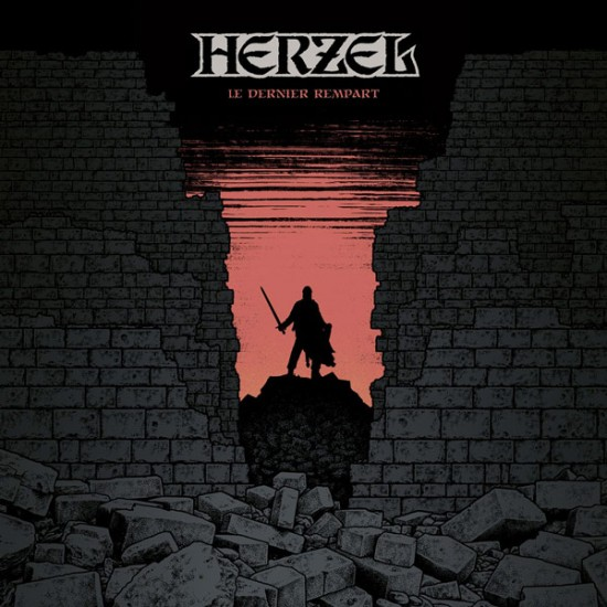 HERZEL - Le Dernier Rempart (Black Vinyl) LP
