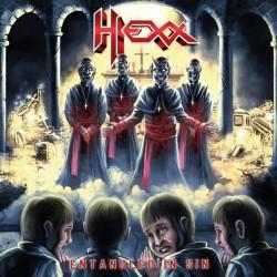 HEXX - Entangled In Sin CD