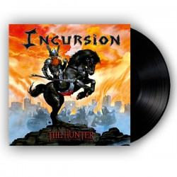 INCURSION - The Hunter Black Vinyl LP