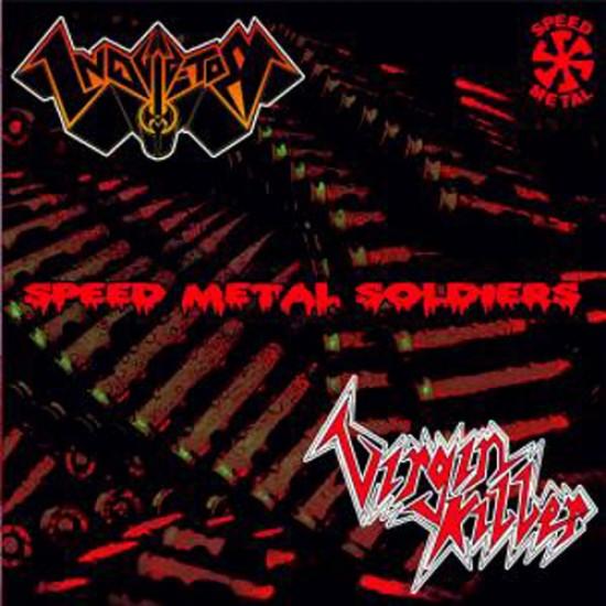 INQUISITOR/VIRGIN KILLER - Speed Metal Soldiers CD