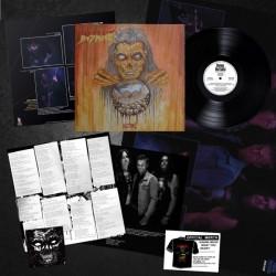 INSANE - Victims Black Vinyl LP