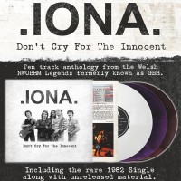 IONA - Don't Cry For The Innocent Vinyl (Pre-Order)