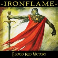 IRONFLAME - Blood Red Victory CD