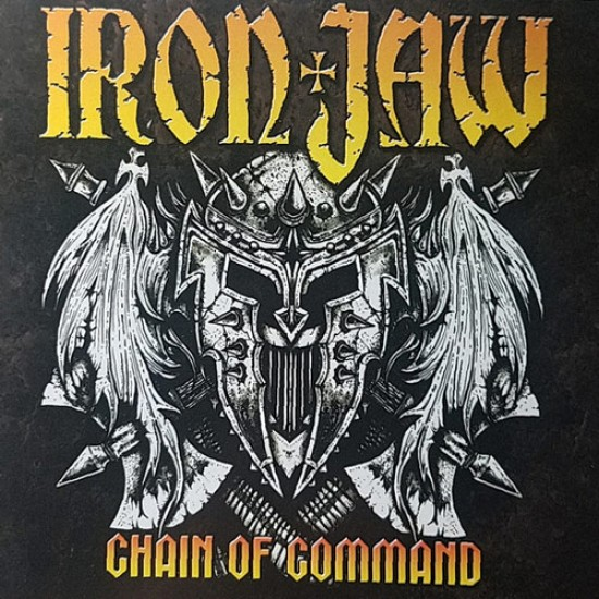 IRON JAW - Chain Of Command CD