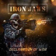 IRON JAWS - Declaration Of War CD