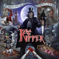 JACK THE RIPPER - Tortured And Twisted CD