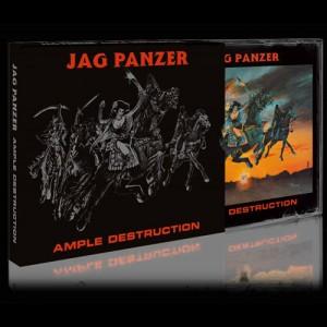 JAG PANZER - Ample Destruction