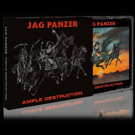 JAG PANZER - Ample Destruction CD