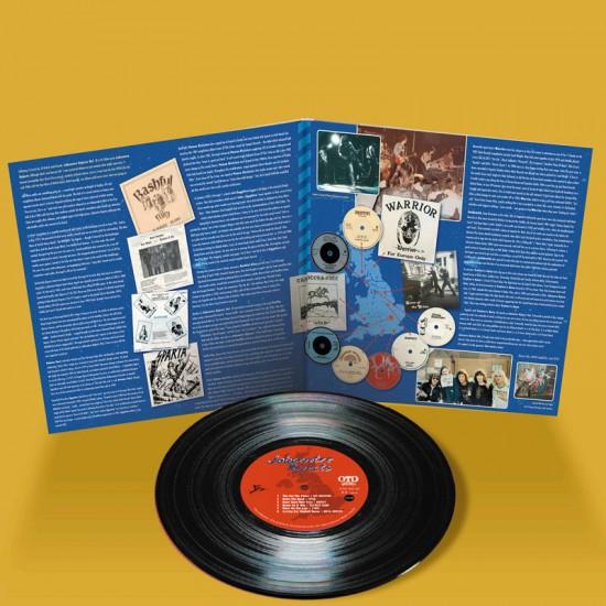 JOBCENTRE REJECTS Vol. 2 - Ultra Rare NWOBHM 1980-1985 Vinyl LP