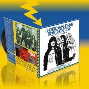 JOBCENTRE REJECTS Vol. 4 - Ultra Rare FWOSHM 1978 -1983 Vinyl