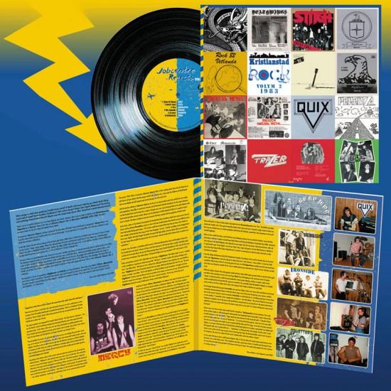 JOBCENTRE REJECTS Vol. 4 - Ultra Rare FWOSHM 1978 -1983 Vinyl LP