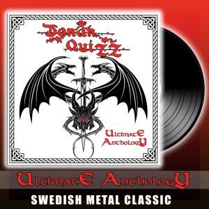 JONAH QUIZZ - Ultimate Anthology Vinyl