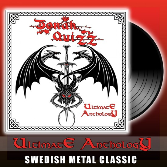 JONAH QUIZZ - Ultimate Anthology Vinyl LP