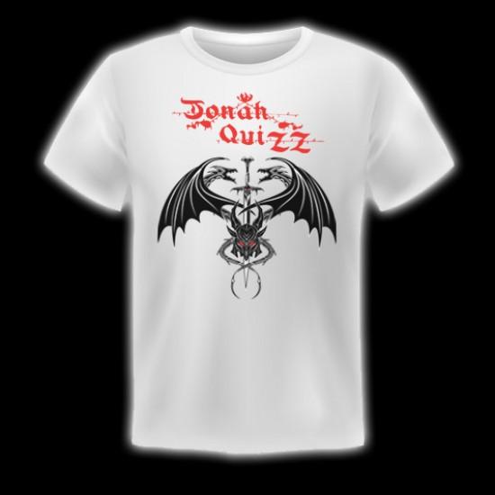 JONAH QUIZZ - Cover T-Shirt