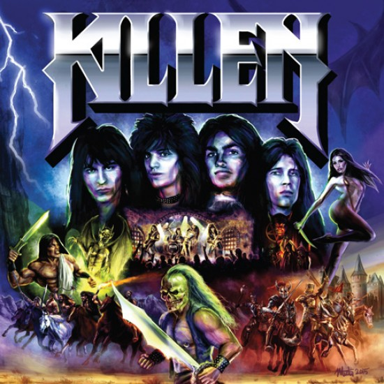 KILLEN - Killen CD