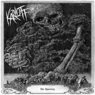 KARLOFF - The Appearing + Sticker CD