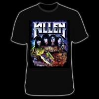 KILLEN - Tonight We Ride With Death