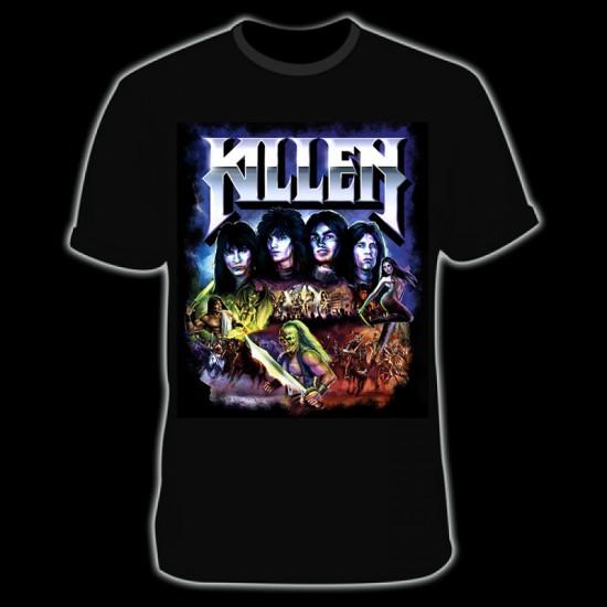 KILLEN - Tonight We Ride With Death T-Shirt