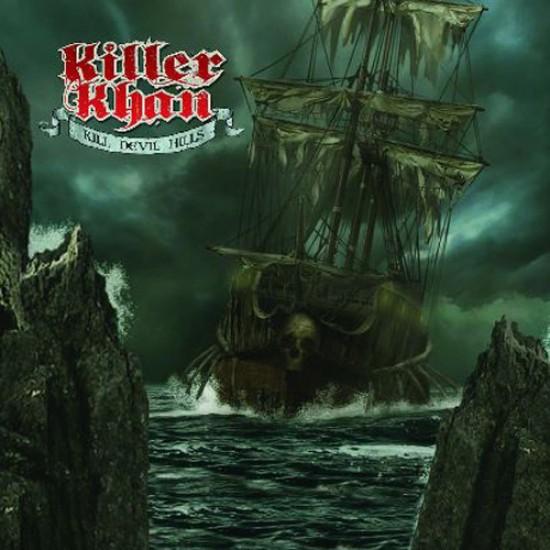KILLER KHAN - Kill Devil Hills CD